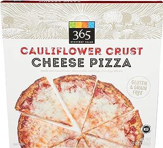 365 Everyday Value, Cauliflower Crust Cheese Pizza, 12 oz (Frozen)