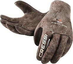 Cressi Tracina Neoprene 3 mm Spearfishing Gloves Unisex Adults