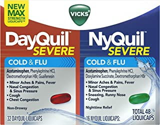 dayquil nyquil difference