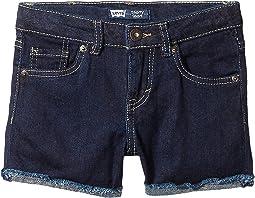 Levi's® Kids - Scarlett Shorty Shorts (Big Kids)
