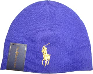 Men's Wool Big Pony Hat