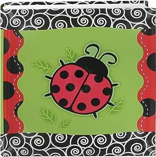 Pioneer Photo Albums 200-Pocket 3-D Lady Bug Applique Cover Photo Album, 4 by 6-Inch