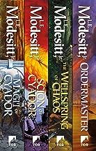 Saga of Recluce: Books 10-13: Magi'i of Cyador, Scion of Cyador, The Wellspring of Chaos, Ordermaster