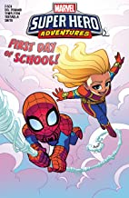 Marvel Super Hero Adventures: Captain Marvel - First Day Of School (2018) #1 (Marvel Super Hero Adventures (2018-2019))
