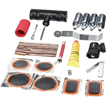 Tire and Tube Flat Repair Kit