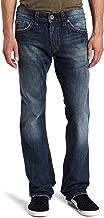 Silver Jeans Men's Grayson Sraight Leg Jean, Medium-Dark Blue, 36X30