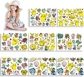 HONGECB Tijdelijke Tattoo Set Kinderen, Kinder tatoeages Stickers, Nep tatoeages Stickers, Waterdicht voor Kinderen Verjaa...