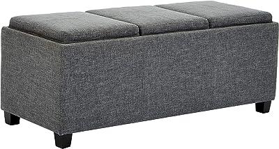 Phenomenal Amazon Com Furniture Of America Cm Bn6197 Fallon Brown Lamtechconsult Wood Chair Design Ideas Lamtechconsultcom