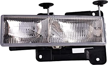 Dorman 1590000 Driver Side Headlight Assembly For Select Cadillac/Chevrolet/GMC Models