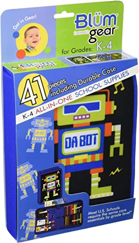 Da Bot Robot All In One School