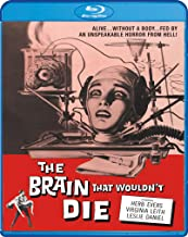 The Brain That Wouldn`t Die [Blu-ray]