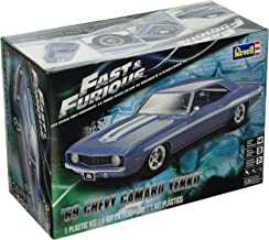 Revell Fast & Furious 69 Chevy Yenko Camaro Model Kit