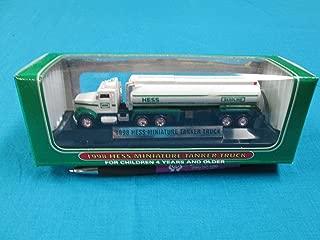 Hess 1998 Miniature Tanker Truck