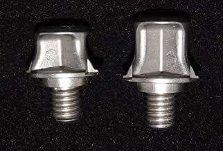 Stainless Steel Football Studs 5mm thread