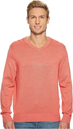 12 Gauge Basic V-Neck Sweater
