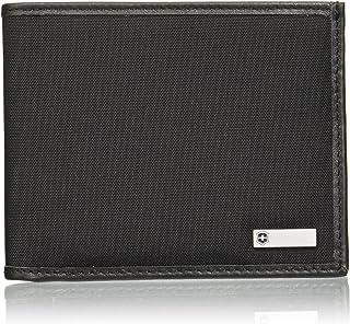 Victorinox 30165001 Monedero Unisex, Negro, 9 cm