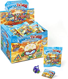 SuperThings - Power Machines - Display 50 One Pack, each envelope contains 1 SuperThings & 1 Checklist
