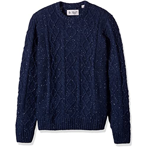 Men's Alpaca Sweater: Amazon com