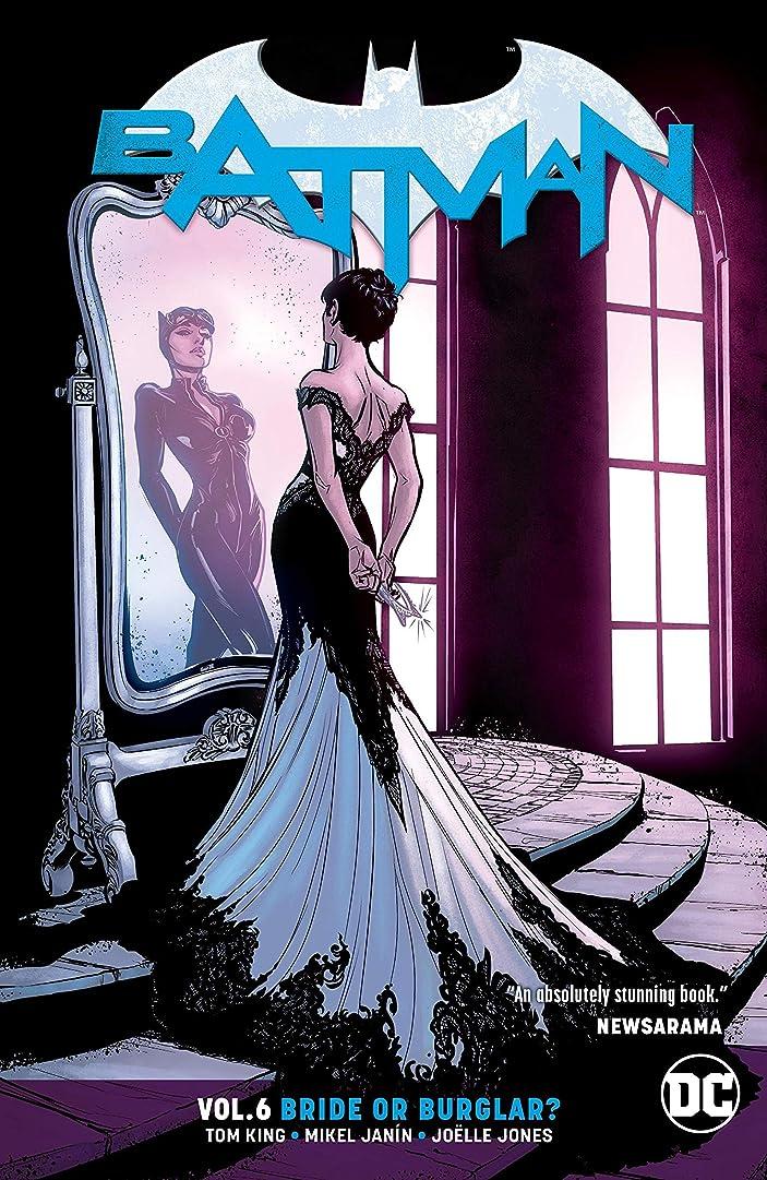 伝染病で出来ているに対してBatman (2016-) Vol. 6: Bride or Burglar (English Edition)