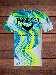 Pandora the World of Avatar Tie Dye Youth T-Shirt