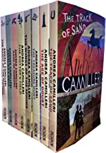 Inspector Montalbano Mysteries Collection Series 2 By Andrea Camilleri 8 Books Set (Books 11-18) (The Wings of the Sphinx, The Track of Sand, The Potters Field, The Age of Doubt, The Dance Of The Seag