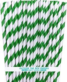 Best green and white striped paper Reviews