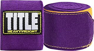 Title Boxing P4P Stretch Weave Hand Wraps