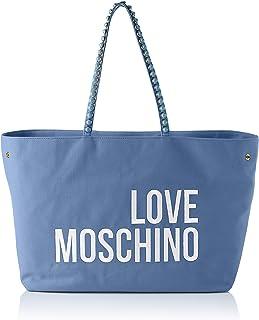 Love Moschino Ss21, Sac l'paule Femme, Noir, Taille Unique