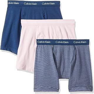 Men's Cotton Stretch Multipack Boxer Briefs