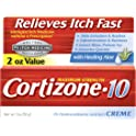 Cortizone-10 Maximum Strength Anti-Itch Creme 2 Oz