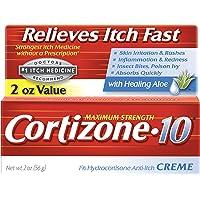 Cortizone-10 Maximum Strength Anti-Itch Creme