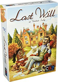 Best last will board game Reviews