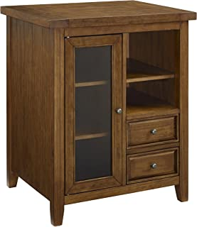 Crosley Furniture Sienna Accent Cabinet - Moroccan Pine