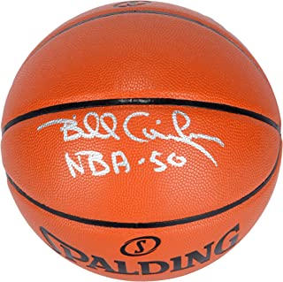 Billy Cunningham Philadelphia 76ers Autographed Indoor/Outdoor Basketball with