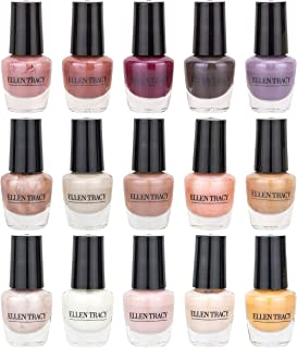 Ellen Tracy The Best Nudes Nail Polish Collection (15 Pack)