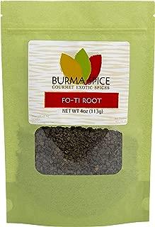 Fo-ti Root Amazing Benefits Natural Herb Ho-Shou-Wu KOSHER (4oz.)