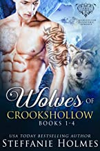 Wolves of Crookshollow Collection: Four werewolf paranormal romance novels