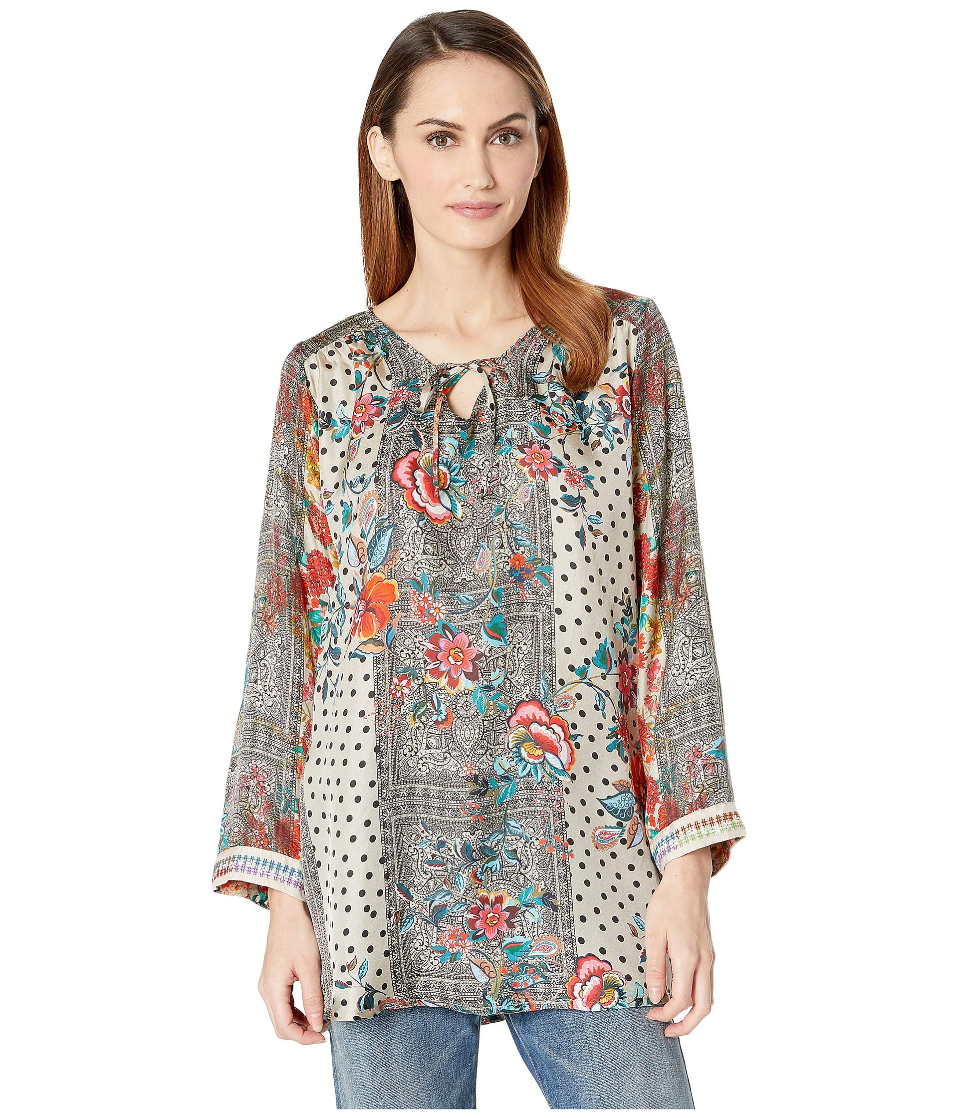 Johnny Was Womens Jolie Blouse