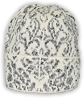 Invisible World Women's 100% Alpaca Wool Hat Knit Unisex Beanie Oxa