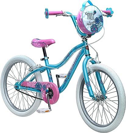 Schwinn Mist Bicicleta para niña, Ruedas de 20 Pulgadas, Varios Colores