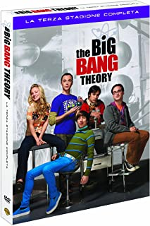 The Big Bang Theory - Stagione 3 (DVD)