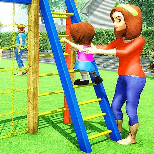 Virtueller Babysitter Baby Care Home Simulator: Ultimative Familienspaßspiele 2020