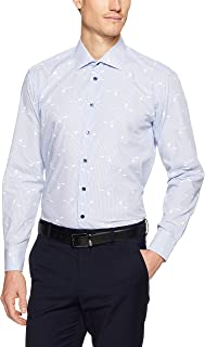 Calvin Klein Men's Slim Fit Formal Shirt