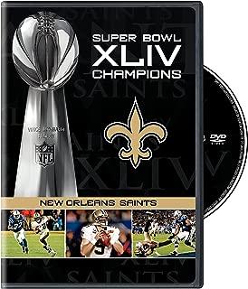 NFL Super Bowl Xliv Champs: Saints & Best Games 09