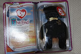 Ty Teenie Beanie Babies The End Bear McDonalds Edition 2000