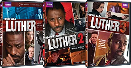 Luther: Complete Series