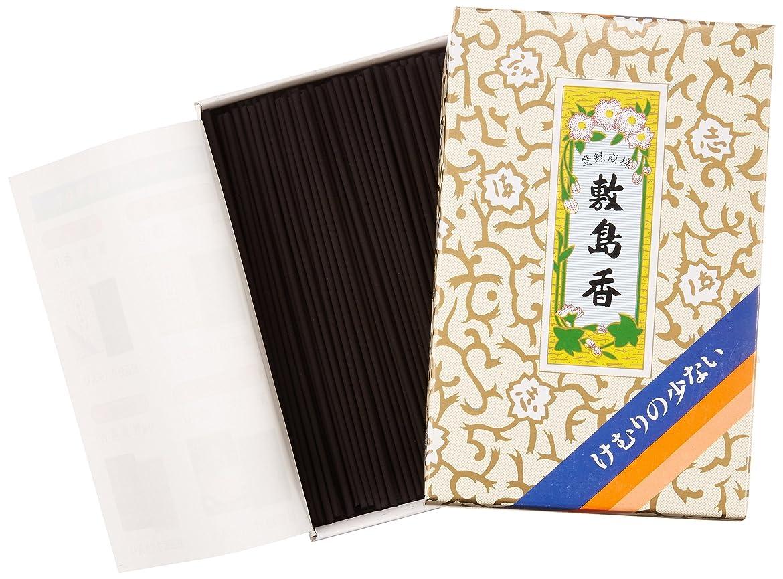 洗練ナット茎敷島線香 煙の少ない敷島香 短寸バラR #110