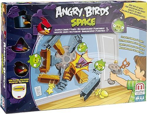 perfecto Mattel Games Lunar Launcher and Planet Base Niños Niños Niños Juego de Habilidades motrices Finas - Juego de Tablero (Juego de Habilidades motrices Finas, Niños, Niño niña, 5 año(s)  disfrutando de sus compras