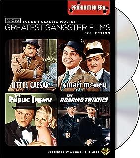 TCM Greatest Classic Film Collection: Gangsters - Prohibition Era (The Public Enemy / The Roaring Twenties / Little Caesar / Smart Money)