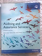 Auditing and Assurance Services, Global Edition, Sixteenth Edition